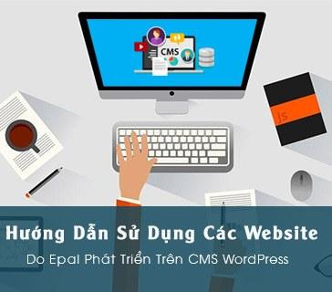 Hướng dẫn sử dụng website