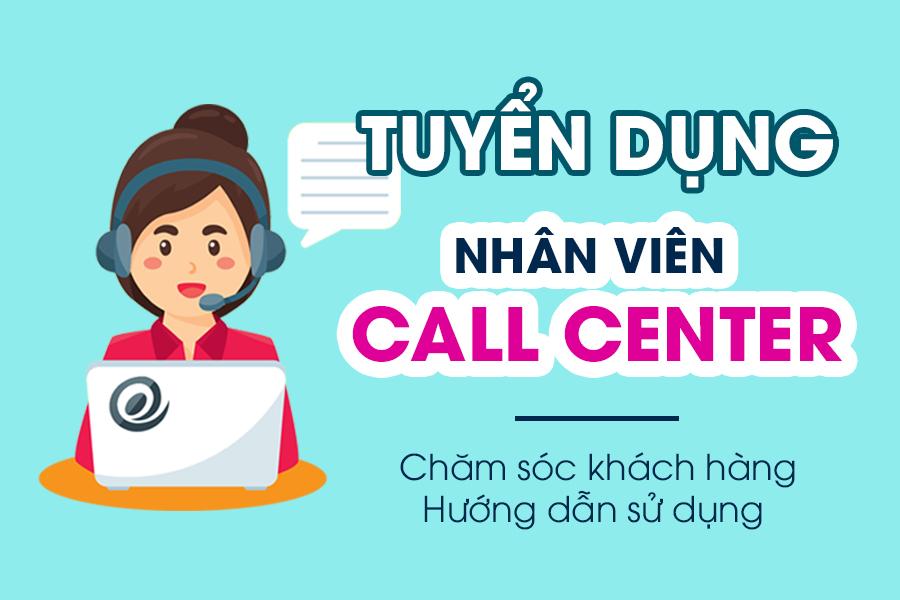 Tuyển Dụng Nhân Viên Call Center