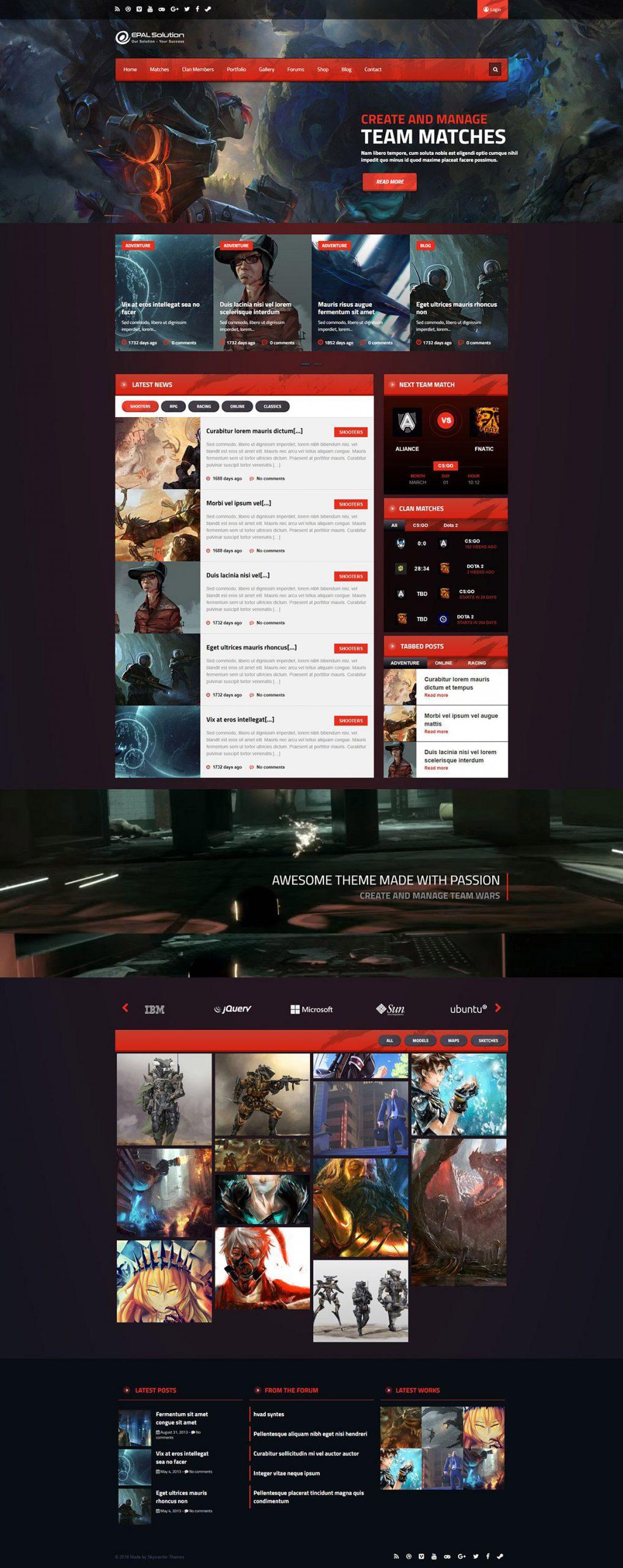 Giao-dien-website-Game-Addict