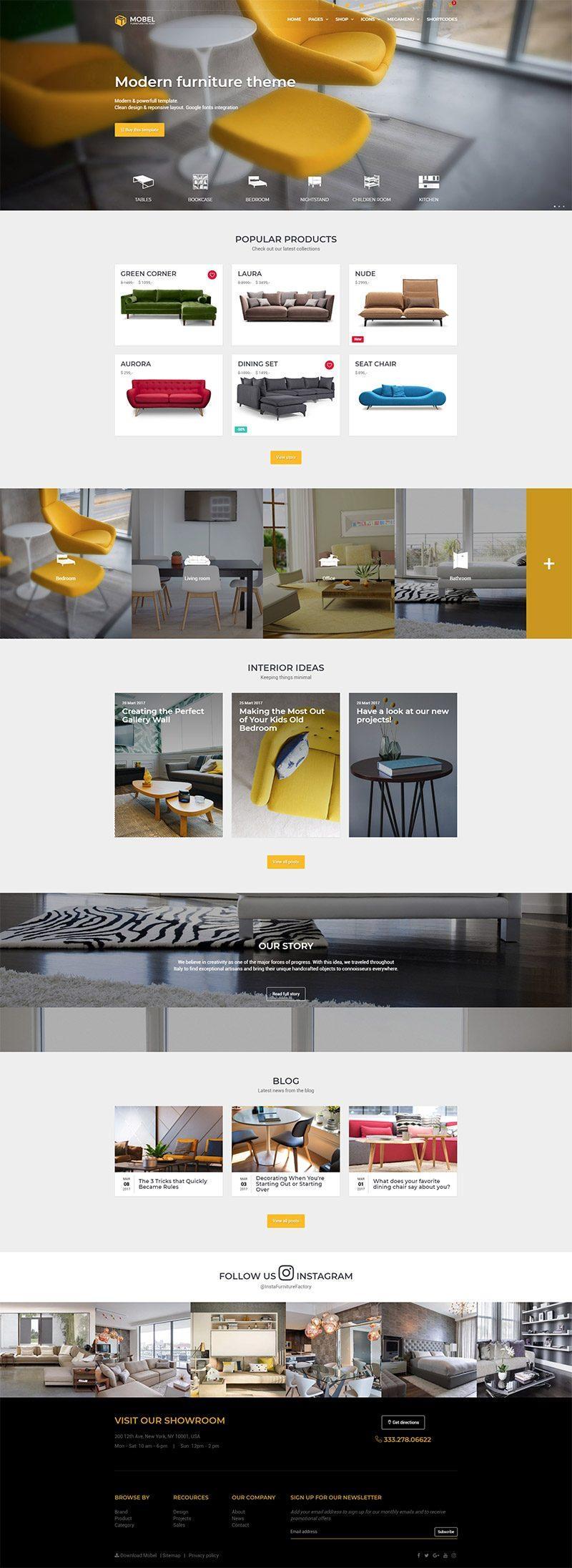 Giao-dien-website-thuong-mai-dien-tu-Mobel