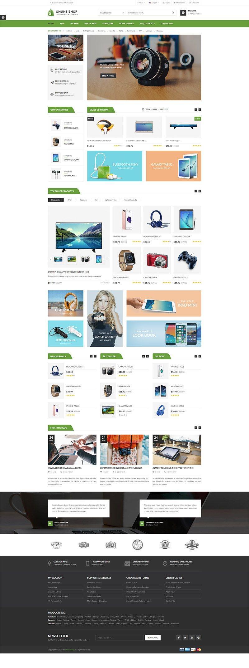 Giao-dien-website-thuong-mai-dien-tu-online-shop