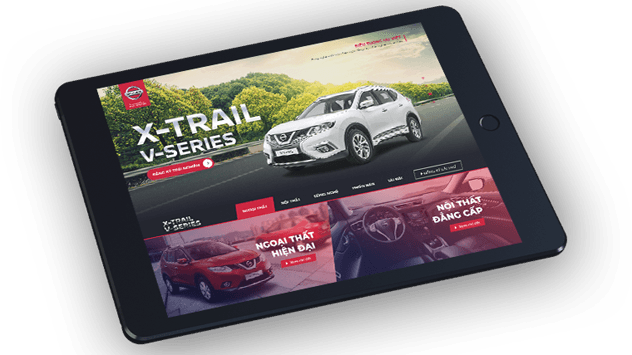 X-trail-Tablet