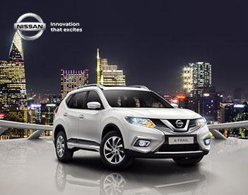 Khách hàng Nissan Việt Nam sử dụng gói thiết kế lading page