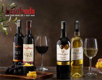Khách hàng Ladofoods Sử Dụng Gói Thiết Kế Web Bán Rượu Vang Chuyên Nghiệp Của EPAL